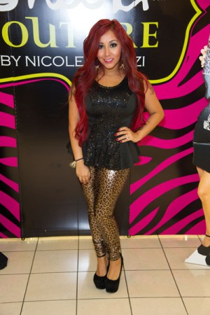 Snooki Baby Lorenzo on Mommy Tweets  Snooki   S Weight Loss  Vanessa Lachey  Kristin