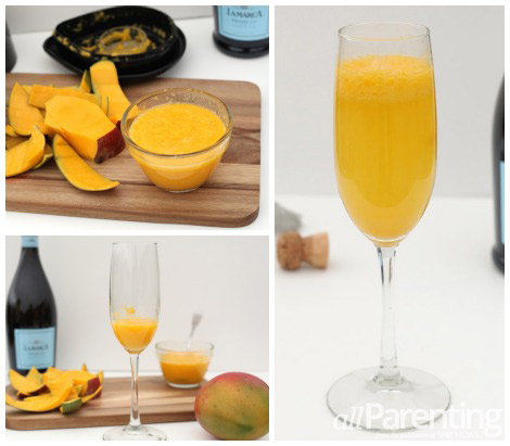 Mango Bellini Recipes — Dishmaps