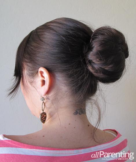 allParenting Bun maker bun