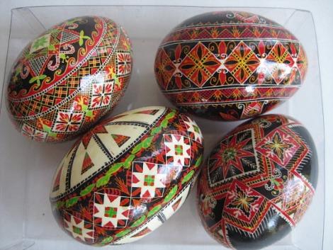 Ukranian Easter eggs
