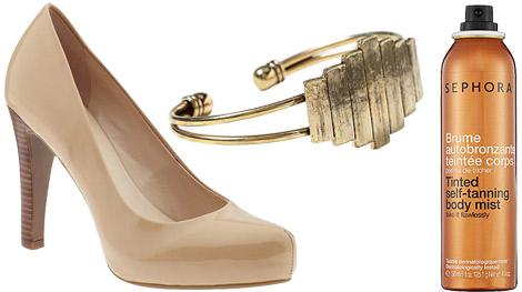 Giuliana Rancic's mom style accessories collage
