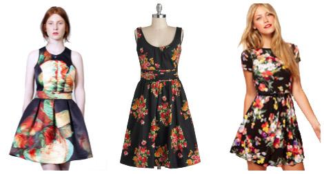 Giuliana Rancic mom style dress collage