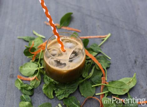 Green Carrot juice