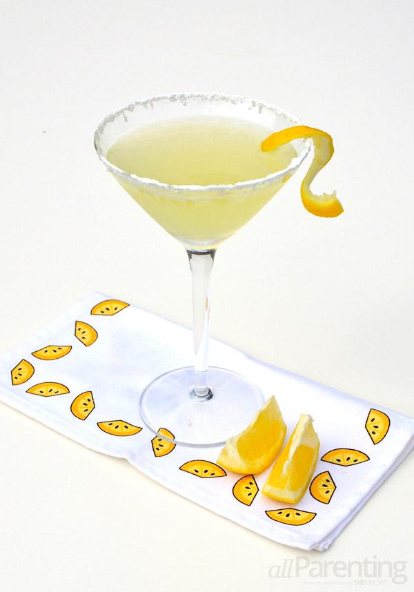 allParenting Limoncello martini