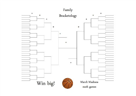 March Madness Family Bracketology