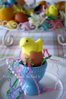 Peeps egg crafts
