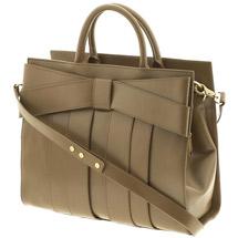 Shirley Bow Satchel purse diaper bag alternative