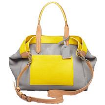 Crosby color block shopper purse diaper bag alternative