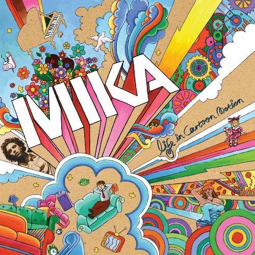 Mika CD cover art