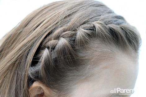 Tween hairstyles:Braids