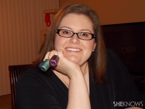 Amanda with Chirality polish