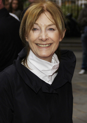 Jean Marsh, aka Queen Bavmorda