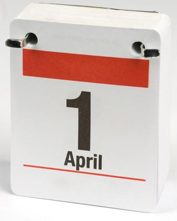 April 1st
