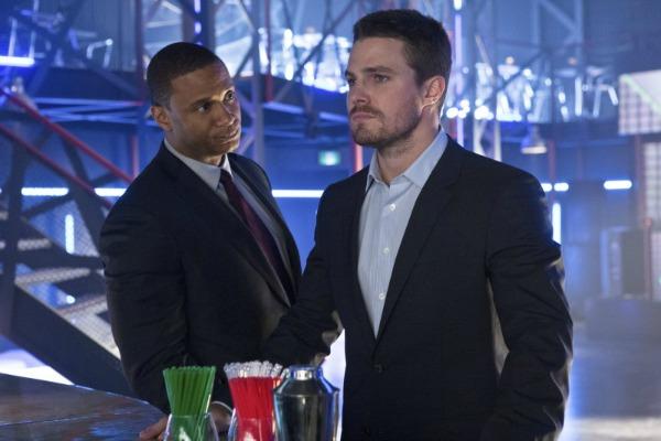 Arrow season 1 episode 17