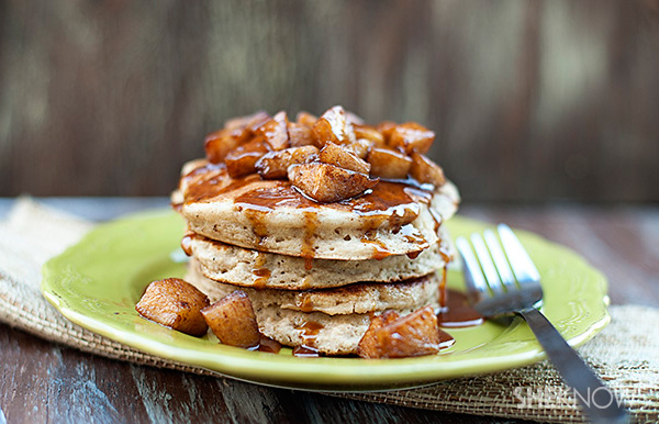 Sweeten up your morning stack