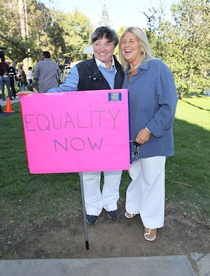 Stars chime in against Prop 8 and DOMA