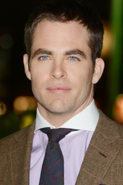 Chris Pine is a dreamy Jack Frost at UK premiere of Rise of the Guardians