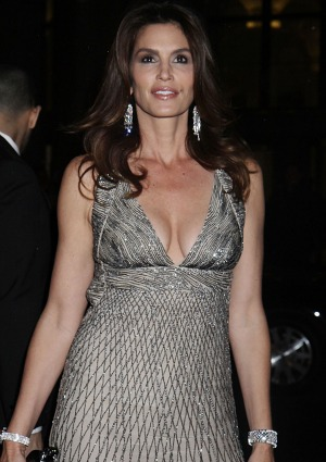Cindy Crawford's love lesson
