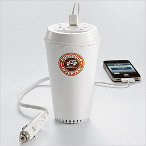 Mug magic -- coffee USB charger