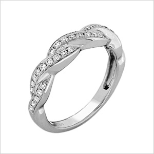Diamond ring from Classic Creations