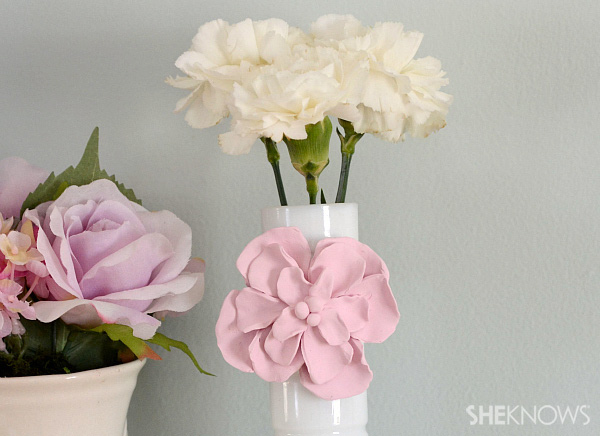 Add a fun flower to your vases