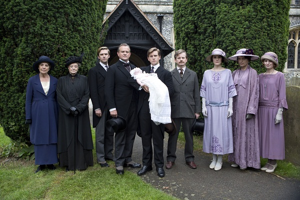 Downton Abbey's casting news for season 4