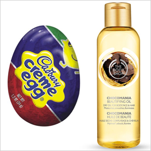 Chocomania Beautifying Oil
