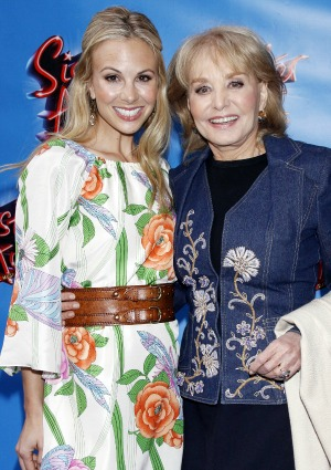 Elisabeth Hasselbeck, Barbara Walters