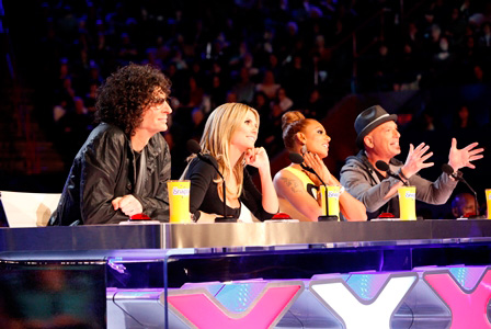 First look at America's Got Talent