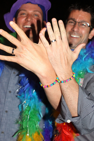 The Supreme Court debates gay marriage