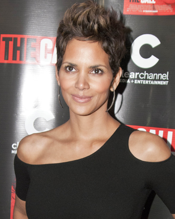 Halle Berry - Celebrity mom