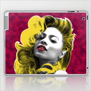 Marilyn Monroe pop art iphone case