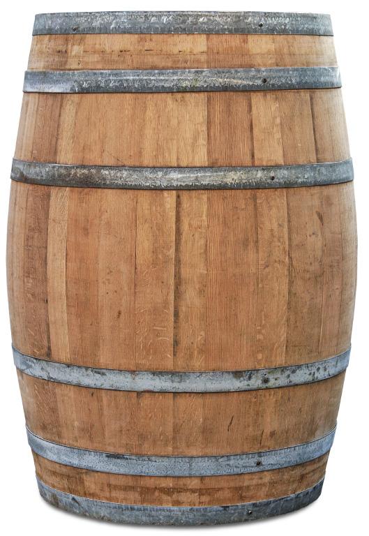 Barrel aged condiments