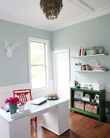 Improve your focus with calming decor