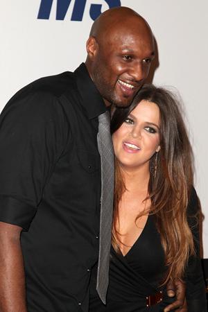 Khloé Kardashian and Lamar Odom get a dog