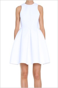 Neoprene dress by Tibi. (Tibi, $525)