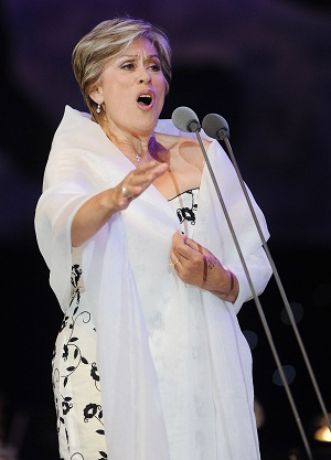 Kiri Te Kanawa