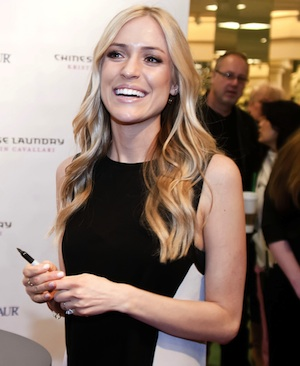 Kristin Cavallari talks The Hills drug use.