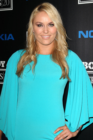 Lindsey Vonn not ready to face the ex