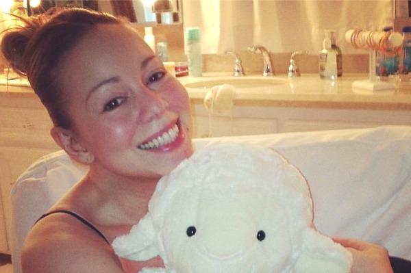 Mariah Carey makes 43 look fresh & fabulous