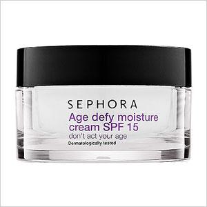Sephora age defy moisture cream