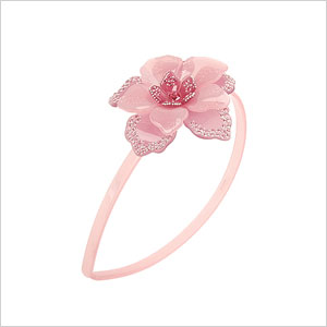 L. Erickson Enchanted Flower Headband