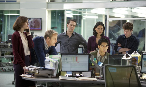 Newsroom cast talks moments with Aaron Sorkin