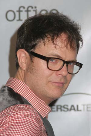 Rainn Wilson closeup