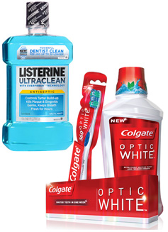 Red carpet teeth products