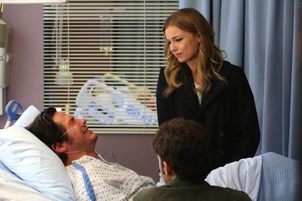 Emily tells Jack about Amanda's death