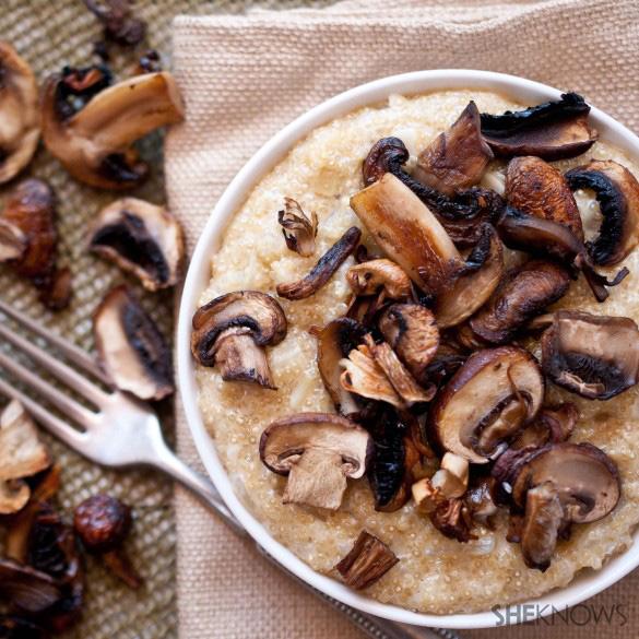 passover quinoa risotto