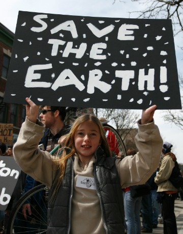 Invest in our planet's future