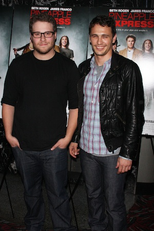 Rogen to reunite with Franco?