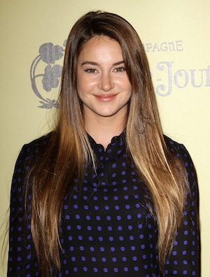 Shailene woodley 39 s hot new movie the fault in our stars for Teen girl movie stars